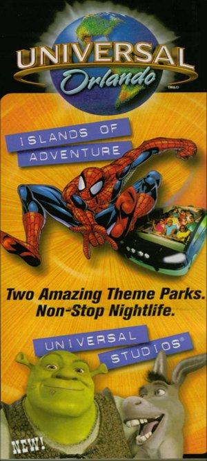 Universal Orlando Brochure